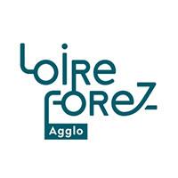 Logo Loire Forez Agglo