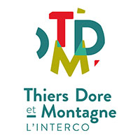 Logo Thiers Dore et Montagne