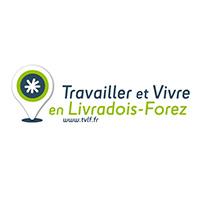 Logo Travailler et vivre en Livradois-Forez